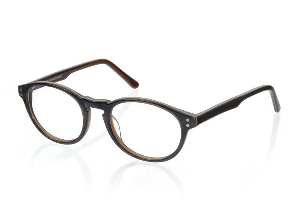 billiger Verkauf besser Infos für Brille 5005 grau/braun