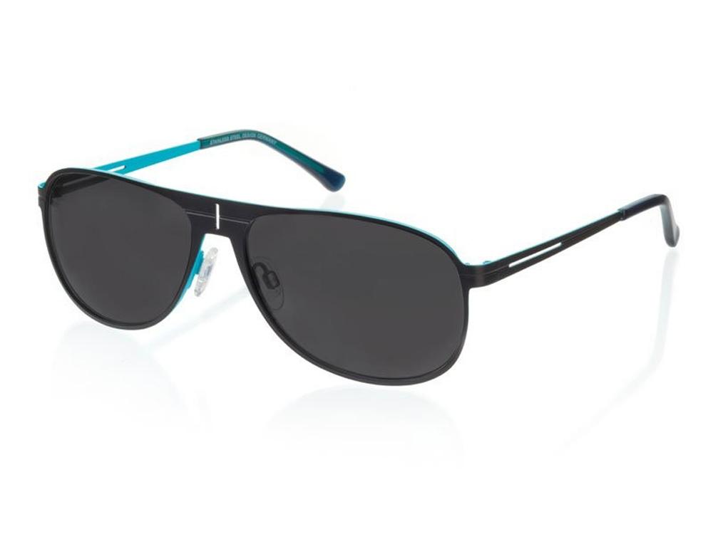 1A-sehen.de Sonnenbrille Sun S8340 in Braun zuQ0x