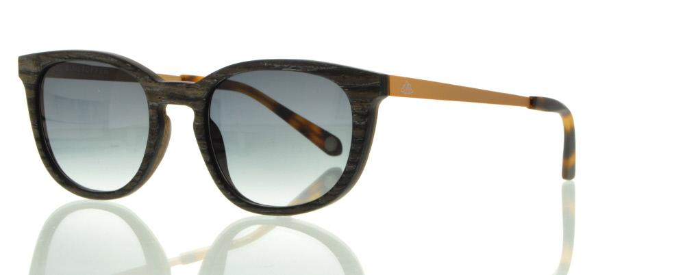 einSTOFFen Sonnenbrille Schmetterling Schwarzschiefer #3898 rDpnDFdq