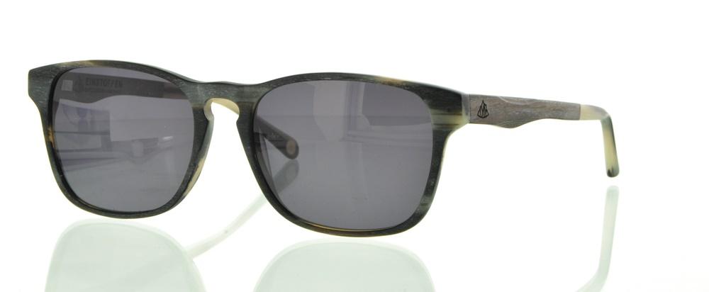 einSTOFFen Sonnenbrille Spezialist Schwarze Aprikose 3917 dHJLd