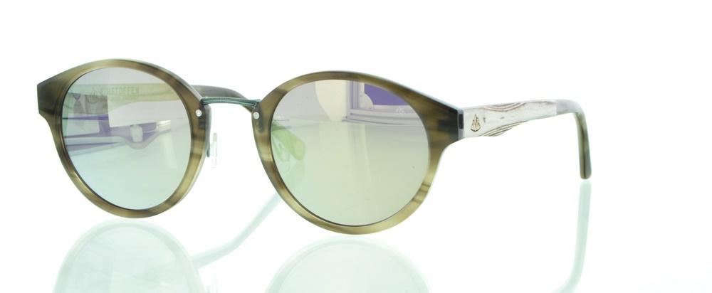 einSTOFFen Sonnenbrille Django Weißbirke 4006 FD20XTU