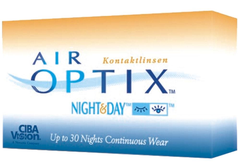 spätester Verkauf populärer Stil günstigster Preis Air Optix night & day 6er 8,6 Focus Ciba Vision Monatslinsen