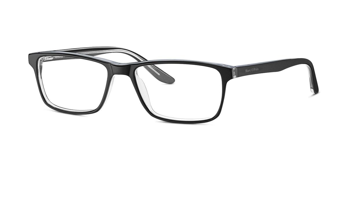 Kunststoffbrille Marc O\'Polo 501002 10 gr 48/15 in schwarz.