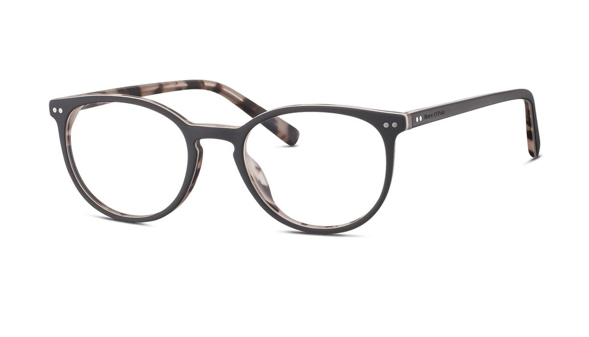 Marc O'Polo 503109 10 Brille in schwarz 47/18 dItZEd4jb