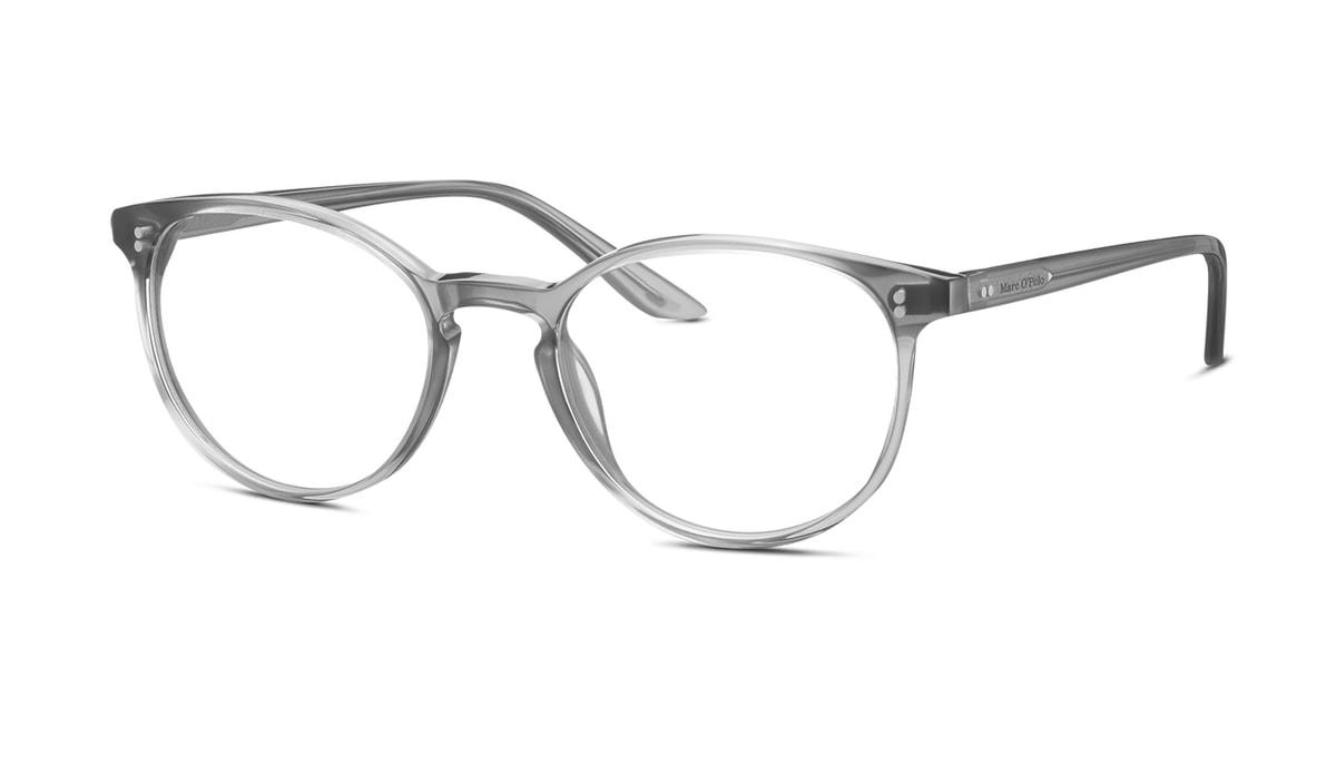 "Brille inkl. Brillengl""ser Marc O´Polo 503090 30 in grau transparent ..."