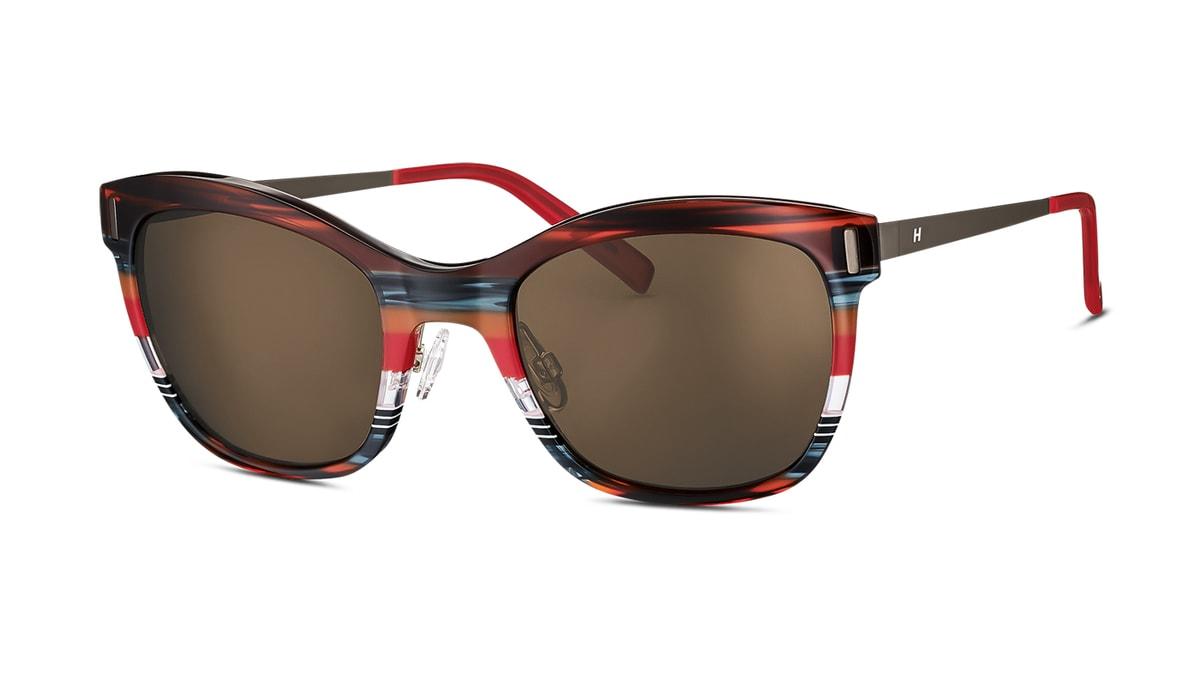 HUMPHREY'S eyewear HUMPHREY'S 588113 90 braun/kristall gestreift hQHN078tS