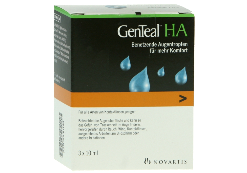 Genteal ha augentropfen beipackzettel ciprofloxacin