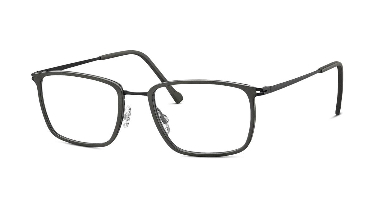 Brille TitanFlex 820687 14 in anthrazit matt Gr. 51/20