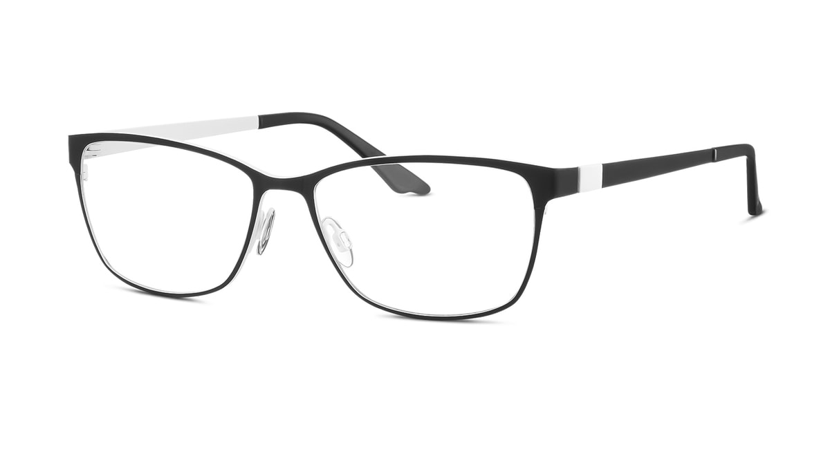 "Brille inkl. Brillengl""ser Brendel 902214 10 in schwarz matt Gr. 53/15"
