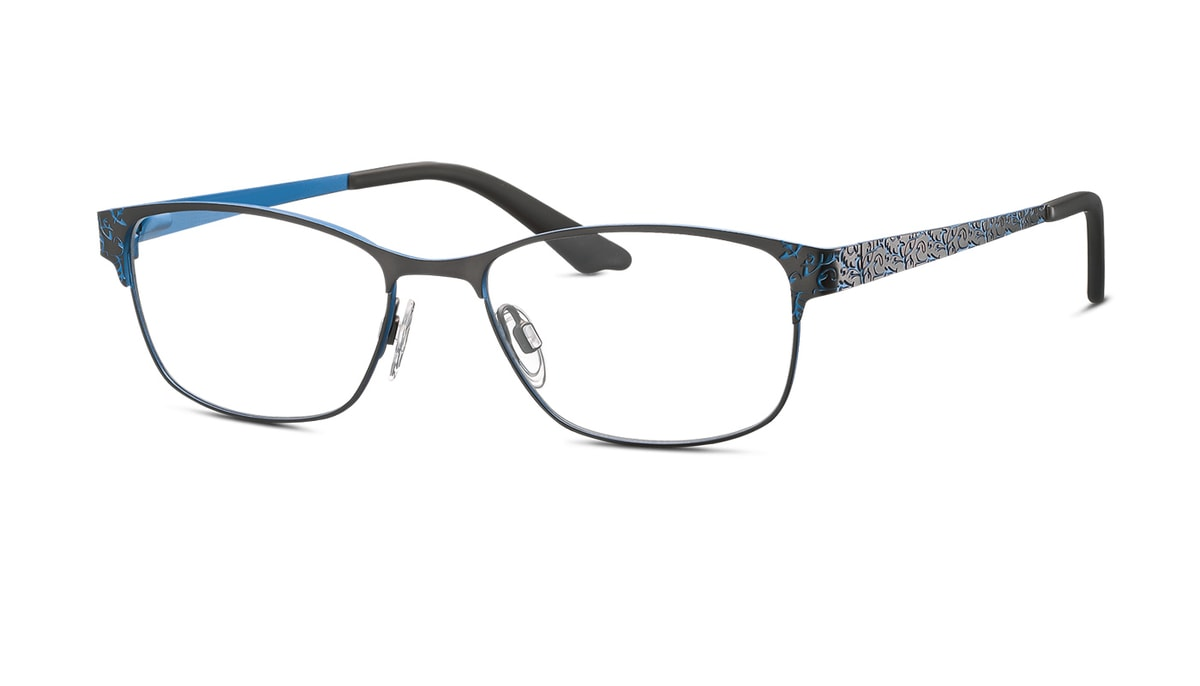 "Brille inkl. Brillengl""ser Brendel 902216 60 in dunkelbraun/blau ..."