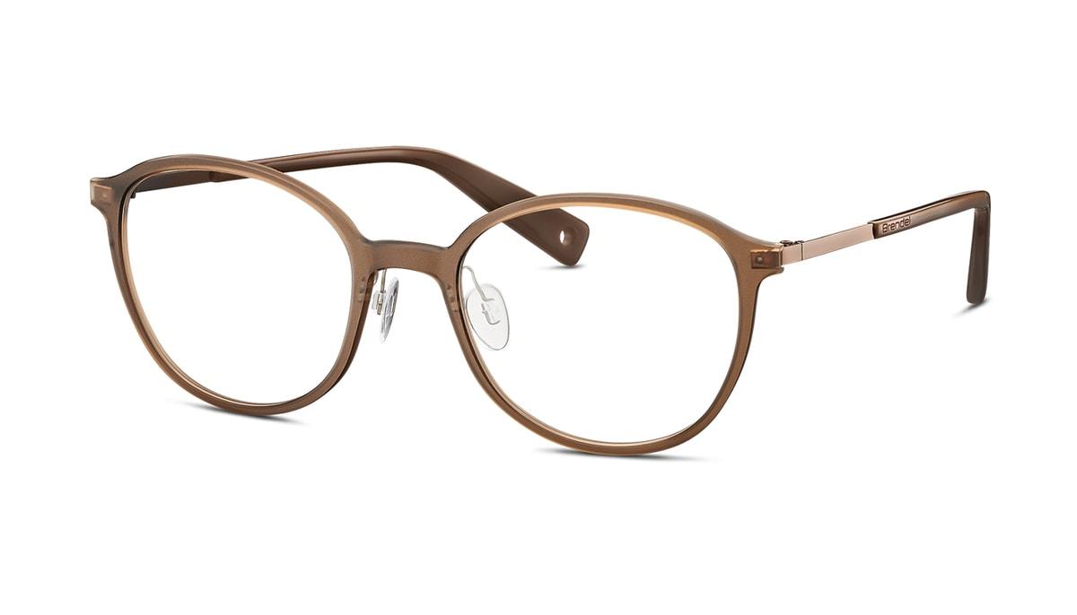 Brillenfassung Brendel 903056 60 Gr. 49/16 in braun verlauf matt