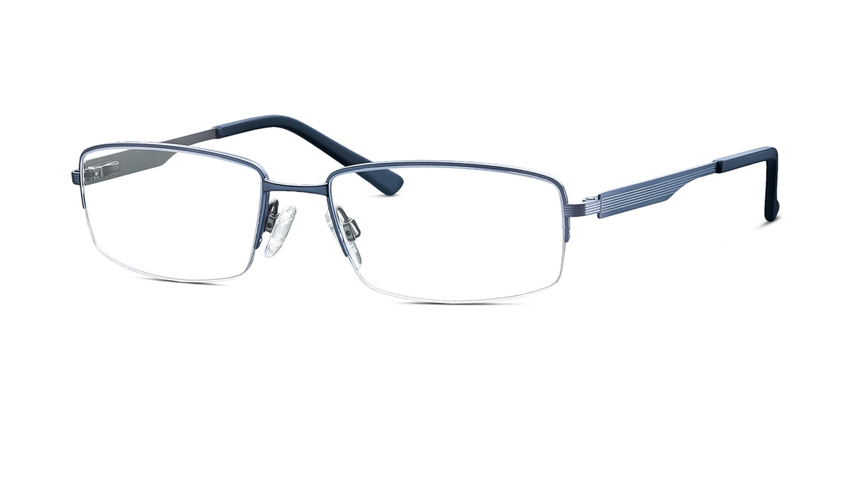 1A-sehen.de Brille 1A Sportsonnenbrille I blau 8IHn1
