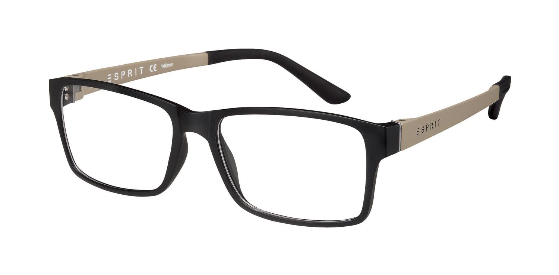 Brille Esprit ET17446-538 Gr. 52/16 in Black