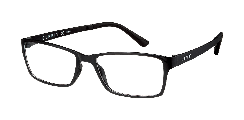 Brille Esprit ET17447-538 Gr. 53/16 in Black