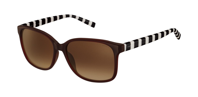 Esprit Damen Sonnenbrille » ET17927«, rot, 531 - rot