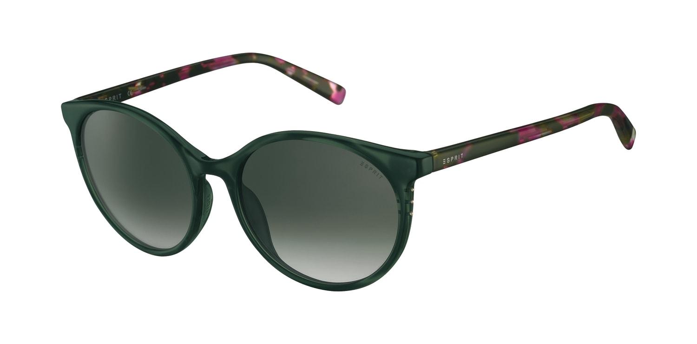 Esprit Damen Sonnenbrille » ET17933«, grün, 547 - grün