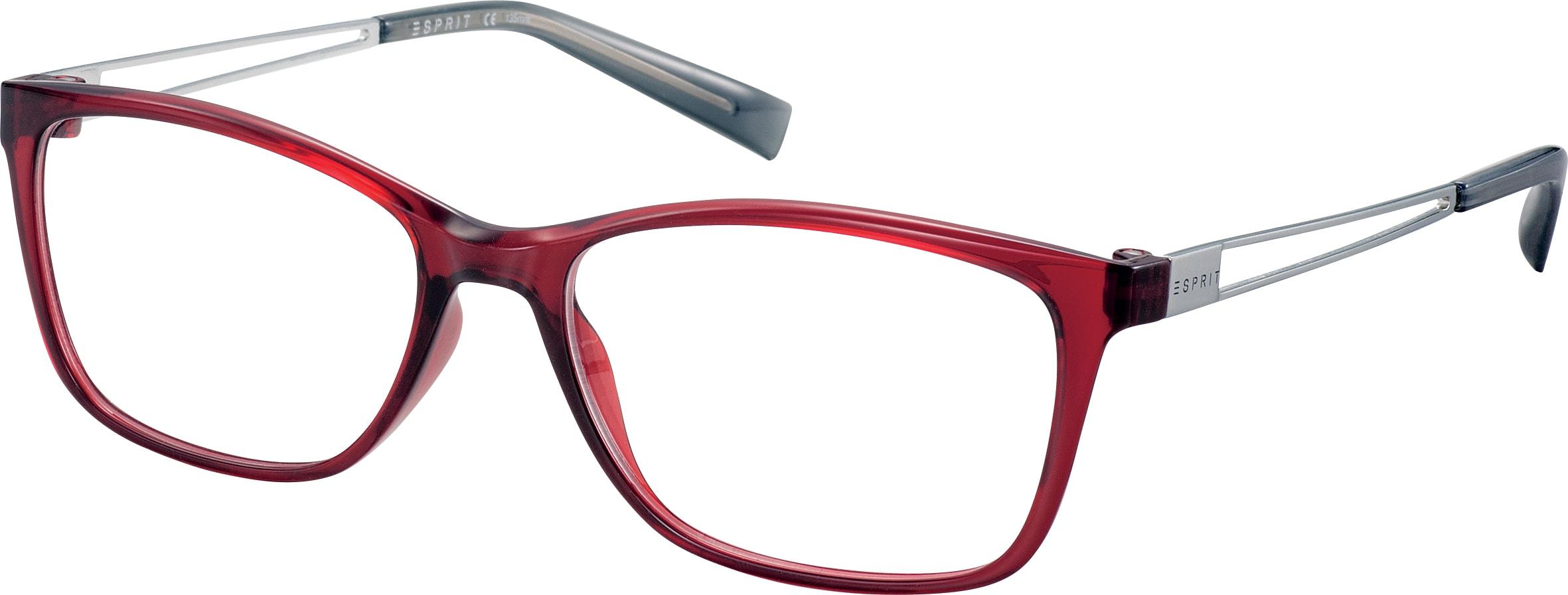 Esprit Damen Brille » ET17562«, rot, 531 - rot
