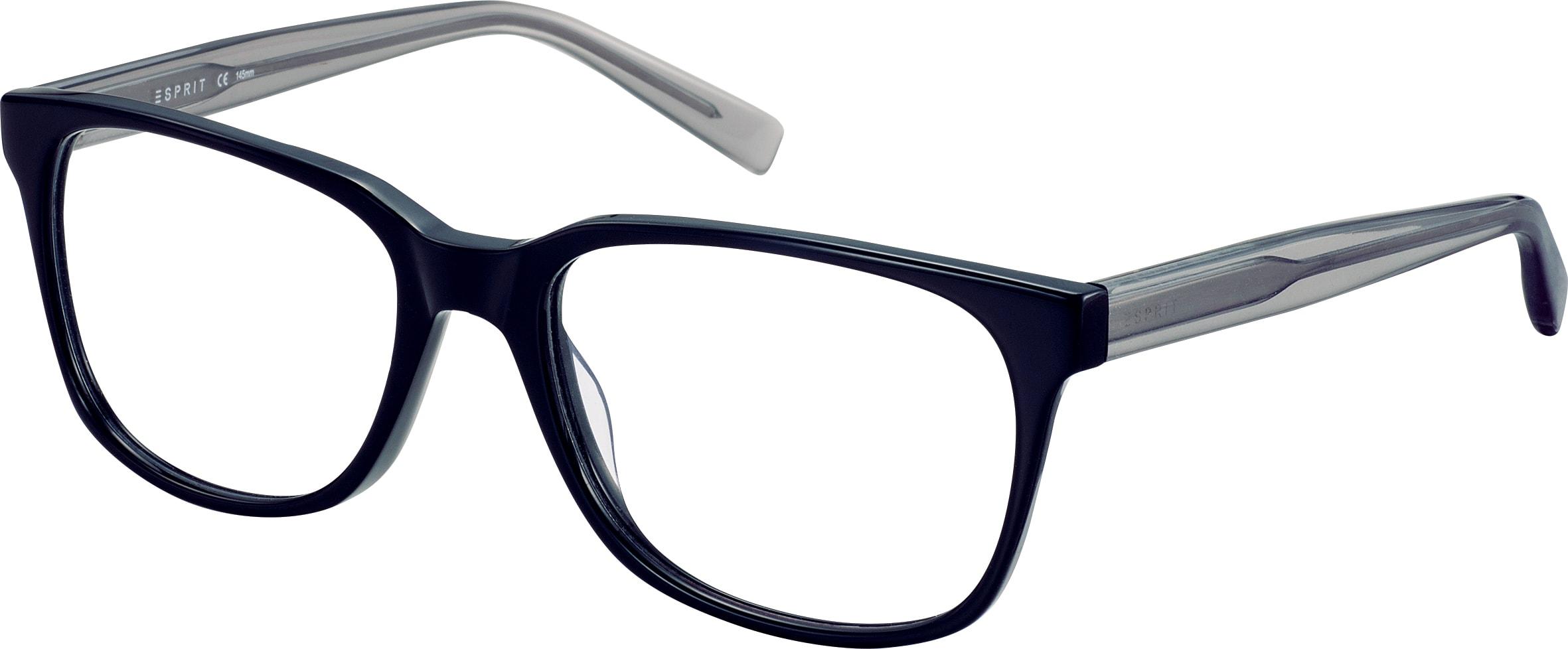 Esprit Herren Brille » ET17563«, schwarz, 538 - schwarz