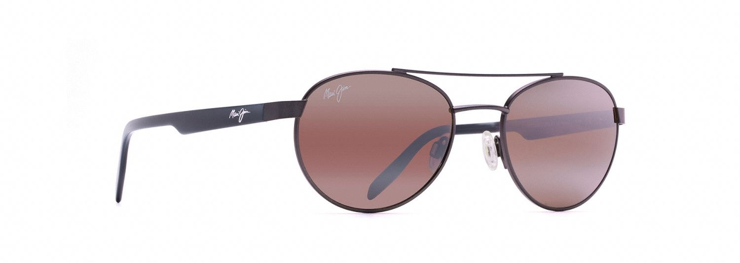 Maui Jim Maui Jim UPCOUNTRY Stahlgrau Satin (R727-02S) 5dvePwzI