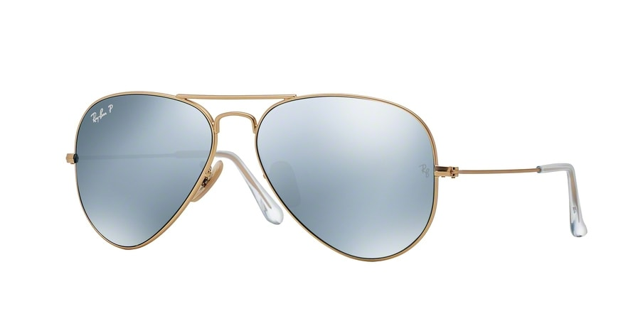 Ray Ban Ray-Ban 0rb3025 Aviator Large Metal 9065i5 Silber Gr. 58/14 (mit Sehstärke) x4ZhXTtD