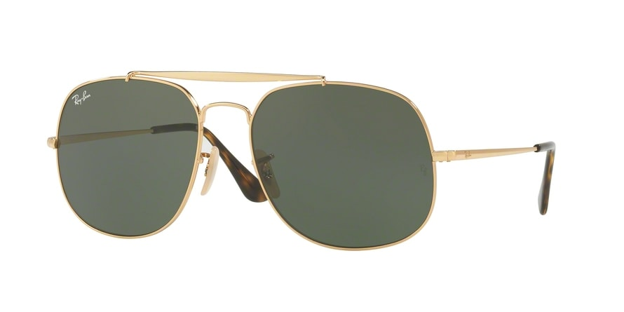 Ray Ban Ray-Ban 0RB3561 THE GENERAL 003/I2 Silber Gr. 57/17 (mit Sehstärke) VC83pBjviy