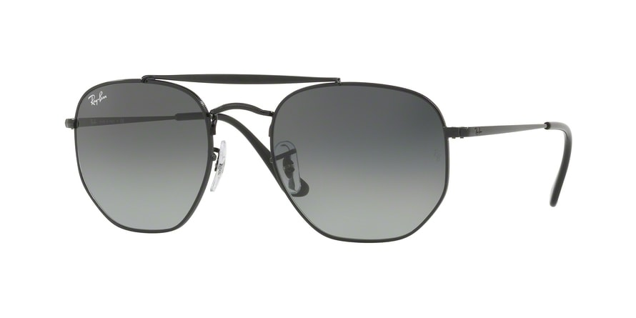 Ray Ban Ray-Ban 0RB3648 THE MARSHAL 002/58 Schwarz Gr. 51/21 (mit Sehstärke) YIbH3