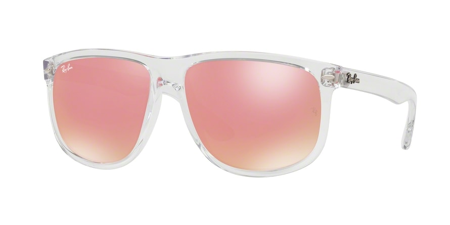 Ray Ban Ray-Ban 0RB4147 6325E4 Transparent Gr. 60/15 (mit Sehstärke) oSegMO