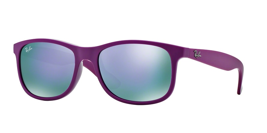 Ray Ban Ray-Ban 0RB4202 ANDY 60714V Gr. 55/17 (mit Sehstärke) gzLY2JH