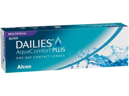 "Produktbild für ""Focus Dailies AquaComfort Plus Multifocal 30 Tageslinsen"""
