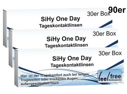 "Produktbild für ""1A - Feel free Brillenpause One Day balance 90er"""