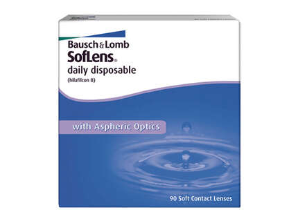 "Produktbild für ""SofLens daily disposable 90er Tageslinsen"""