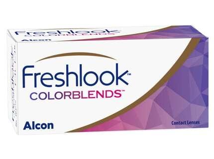 """Produktbild für """"FreshLook Colorblends farbige Monatslinsen Ciba Vision"""""""