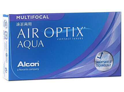 "Produktbild für ""Air Optix Aqua Multifocal 6er Monatslinsen Alcon Airoptix"""