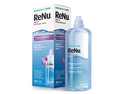 "Produktbild für ""ReNu MPS Sensitive Eyes 360ml"""